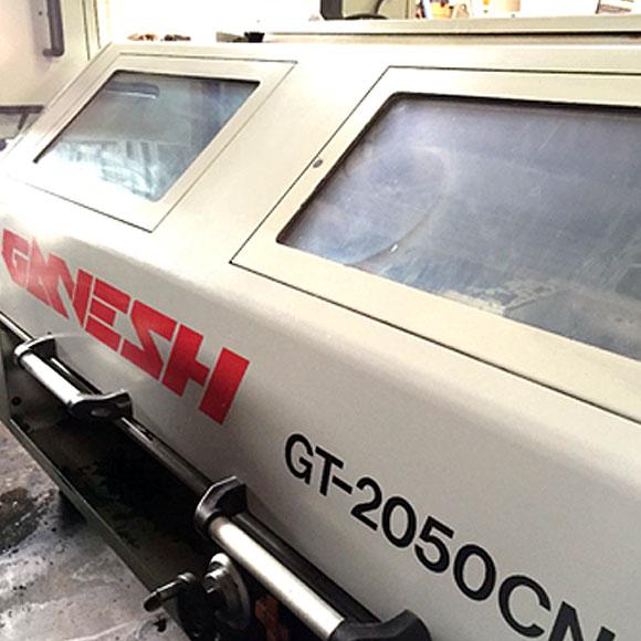 Ganesh GT-2050 Lathe (2008)