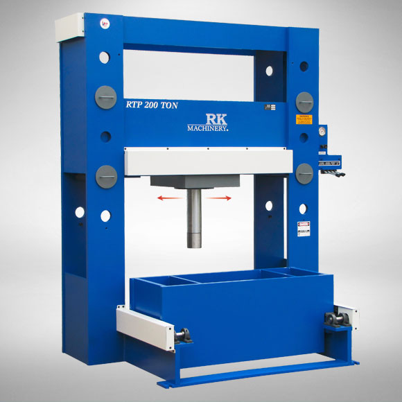 RK Roll-In Table Press