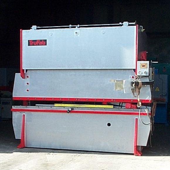 TruFab P135-10 Press Brake