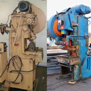 Used Mechanical Presses