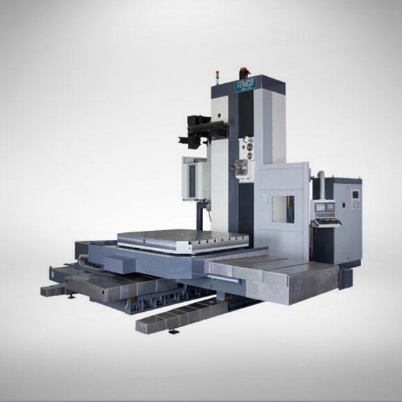 FEMCO BMC-110FT3 CNC Horizontal Boring Mill
