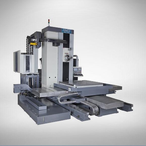 FEMCO BMC-110R2 CNC Horizontal Boring Mill