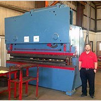 Used Hydraulic Press Brakes