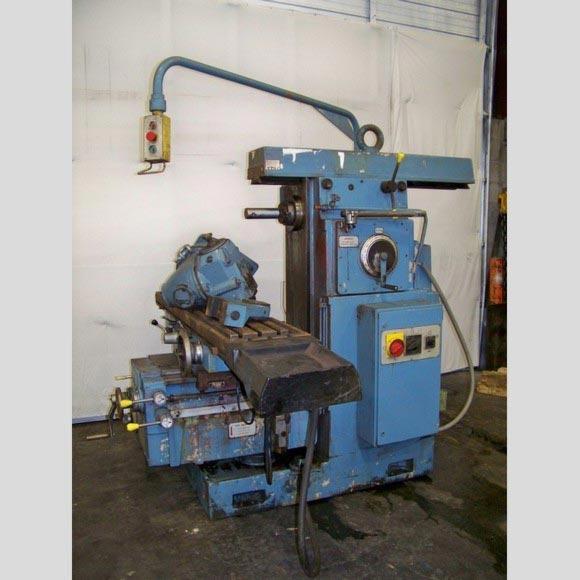 lagun milling machine