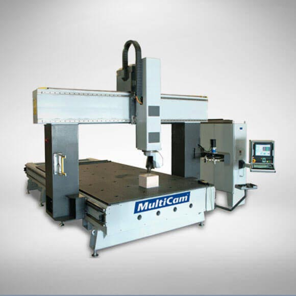 Multicam-8000-Series-CNC-Router