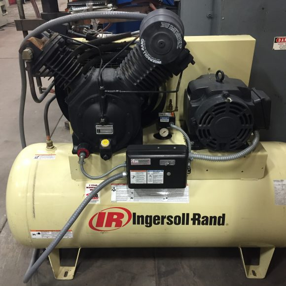 Ingersoll Rand Front View