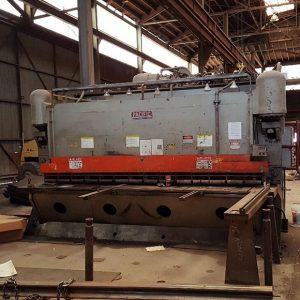 Used Shearing Machines