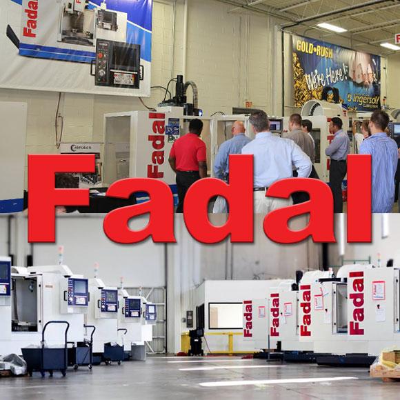 Fadal CNC Machines