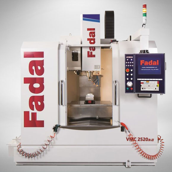 Fadal VMC-2520R-II Vertical Machining Center