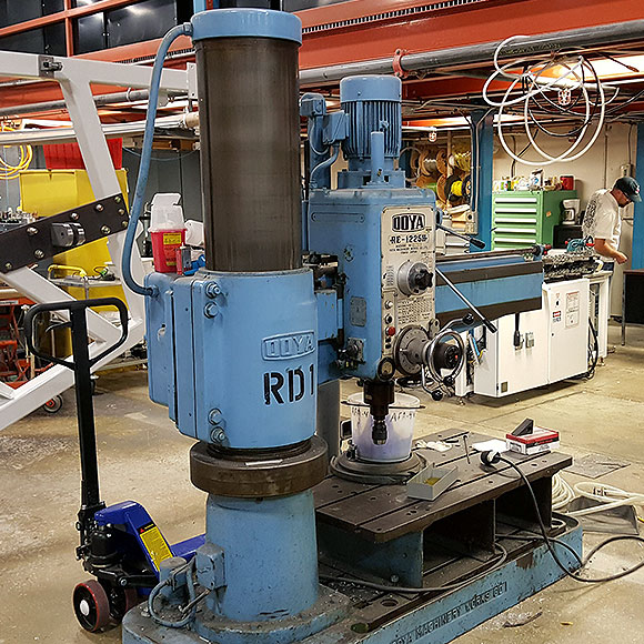 Ooya Radial Drill for Sale