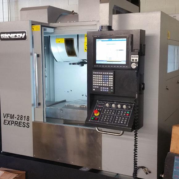 Ganesh VFM-2818 CNC Mill
