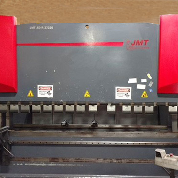 Used JMT AD-R 37220 Press Brake